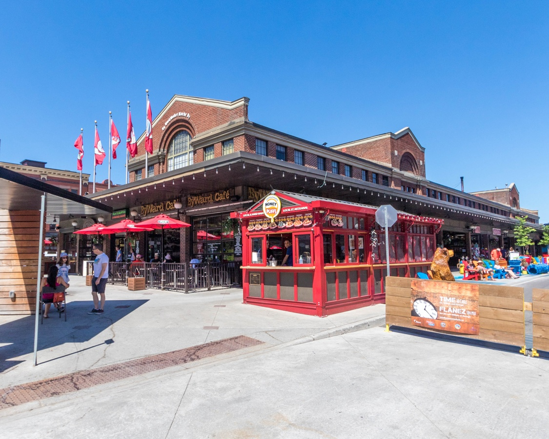 Family Friendly Ottawa Attractions Byward Market