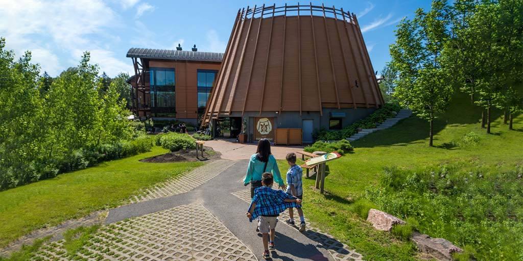 Hotel Musee Premieres Nations Wendake hotel