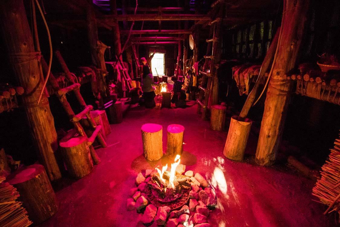 Wendake Hotel Myths and Legends Storytelling