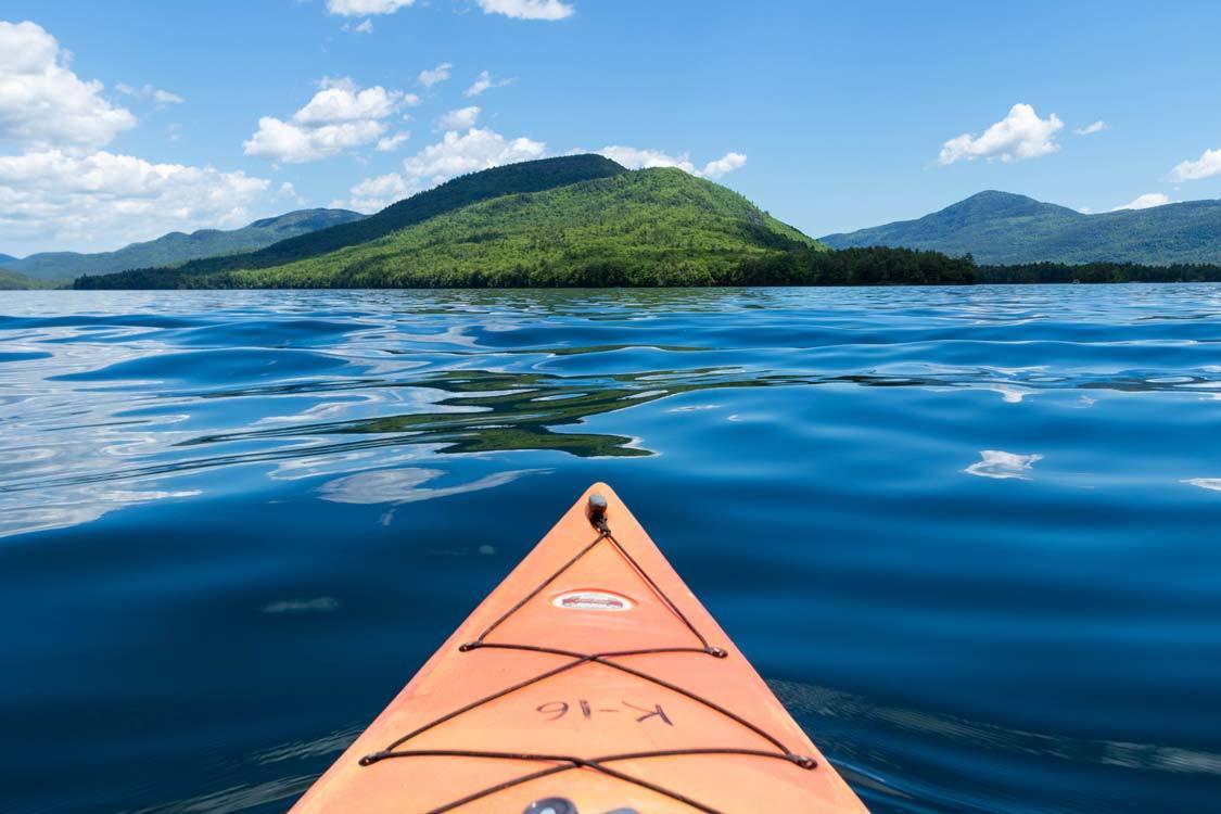 Kayaking Lake George Things To Do