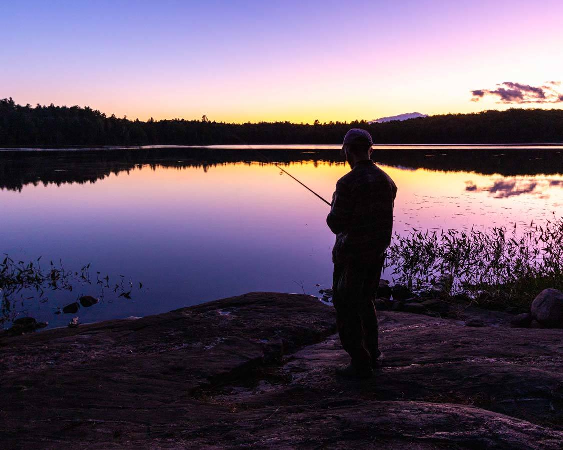 Kawartha Lakes Provincial Park Fishing