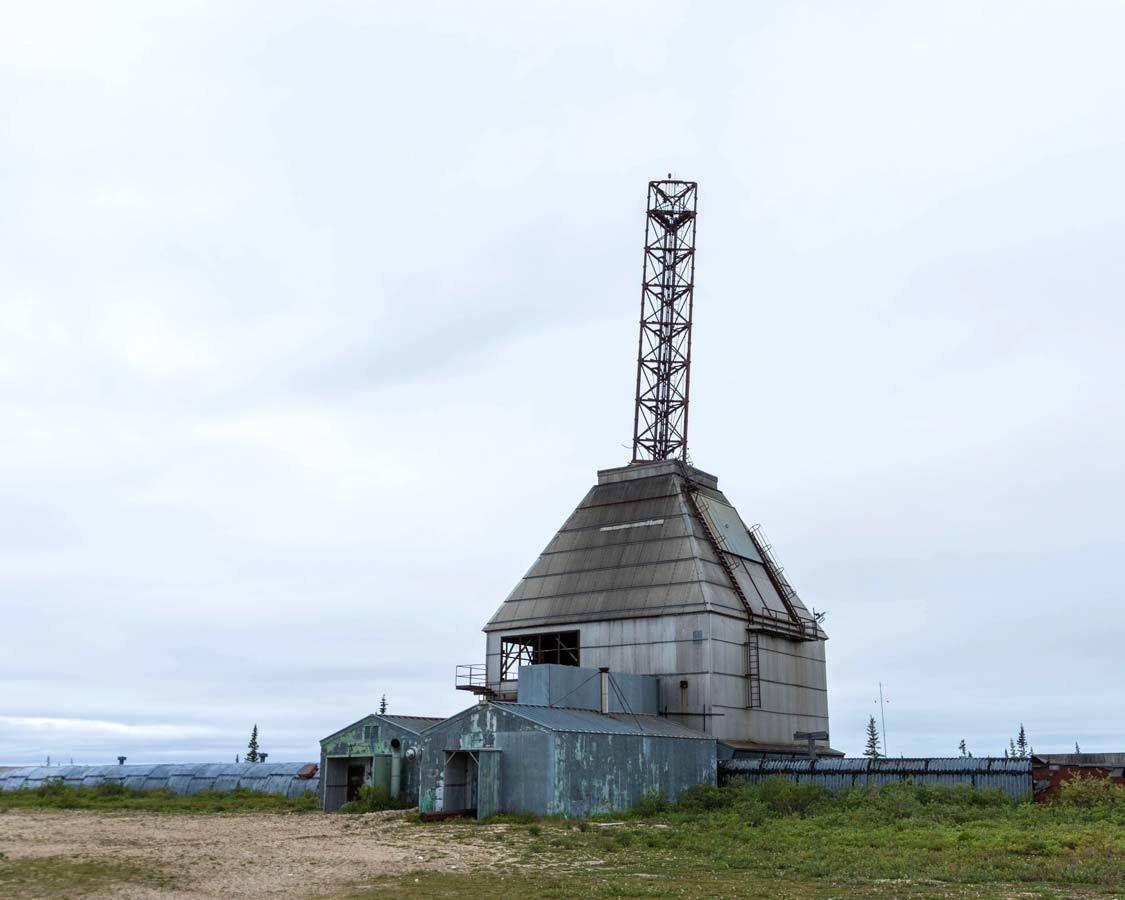 Northern Studies Centre and Launch Facility Churchill Manitoba Guide