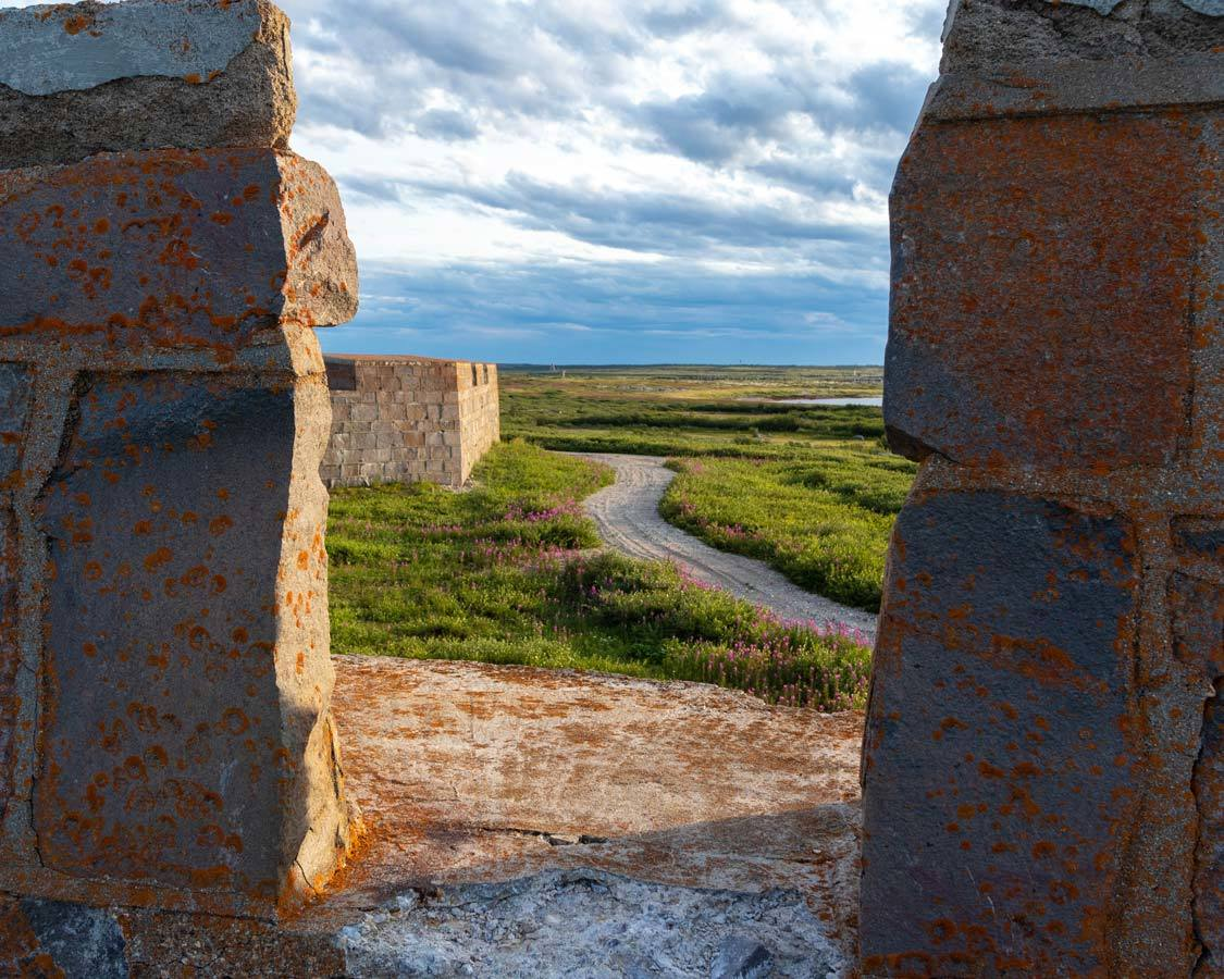 Prince of Wales Fort Guide to Churchill Manitoba