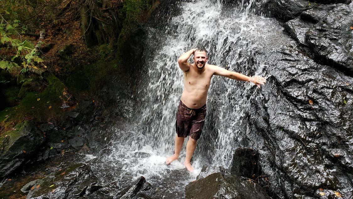 Waterfall in Kawartha Lakes PP