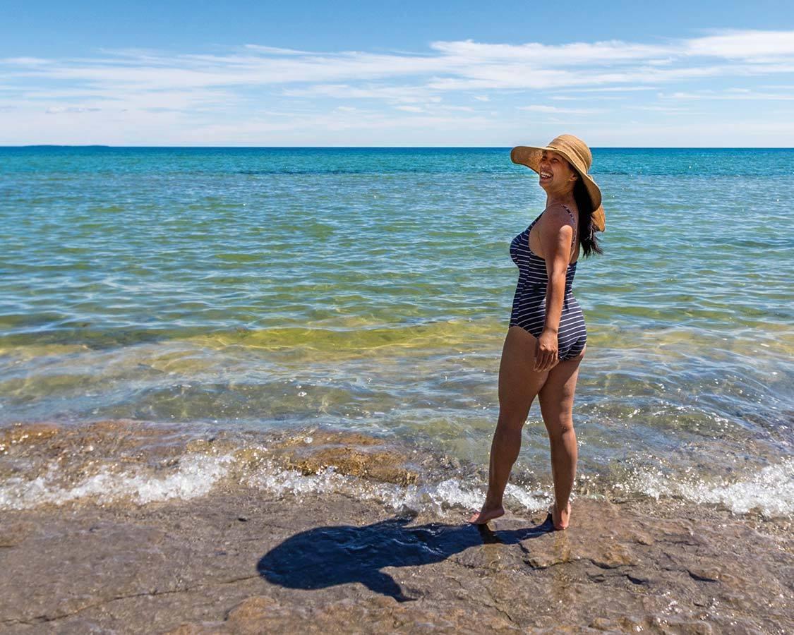 Kid Friendly reef safe sunscreen