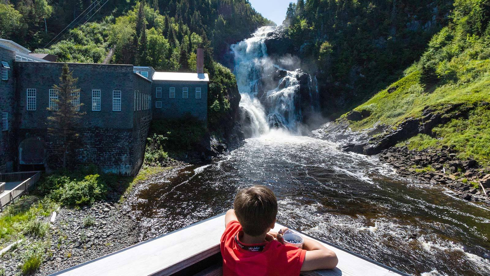 Saguenay-Lac-St-Jean with kids