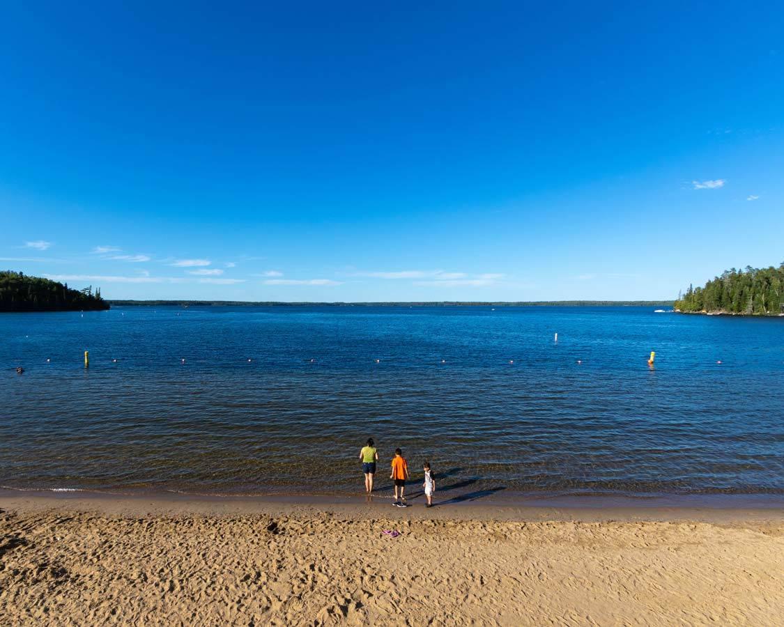 West Hawk Lake Whiteshell Manitoba