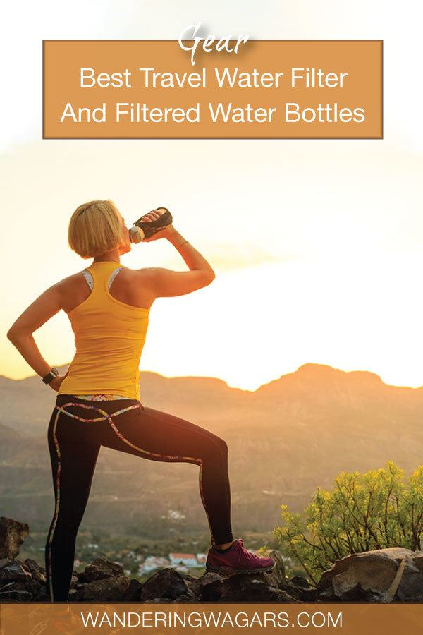 best travel water filter