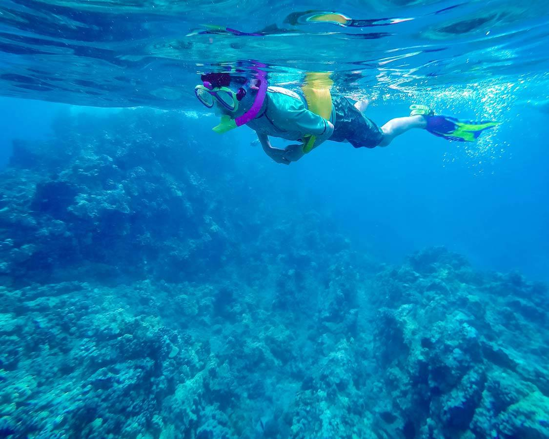 coral reef safe sunscreen for kids