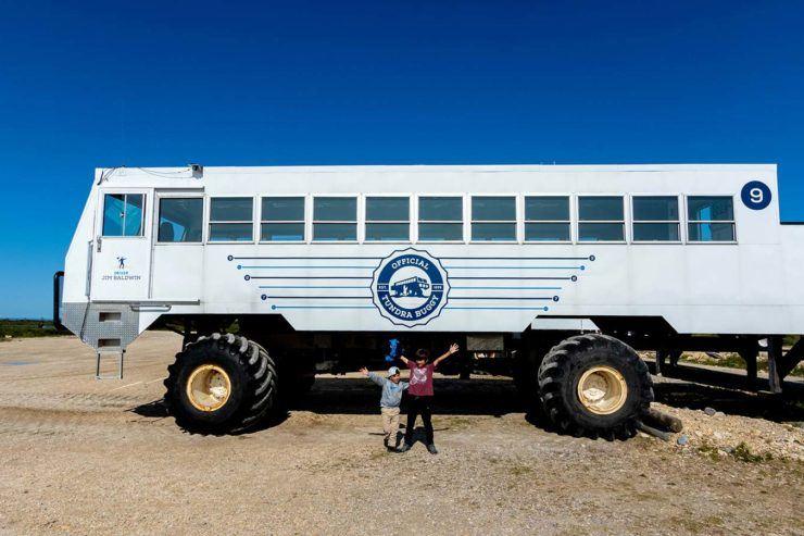 Churchill Tundra Buggy Adventure