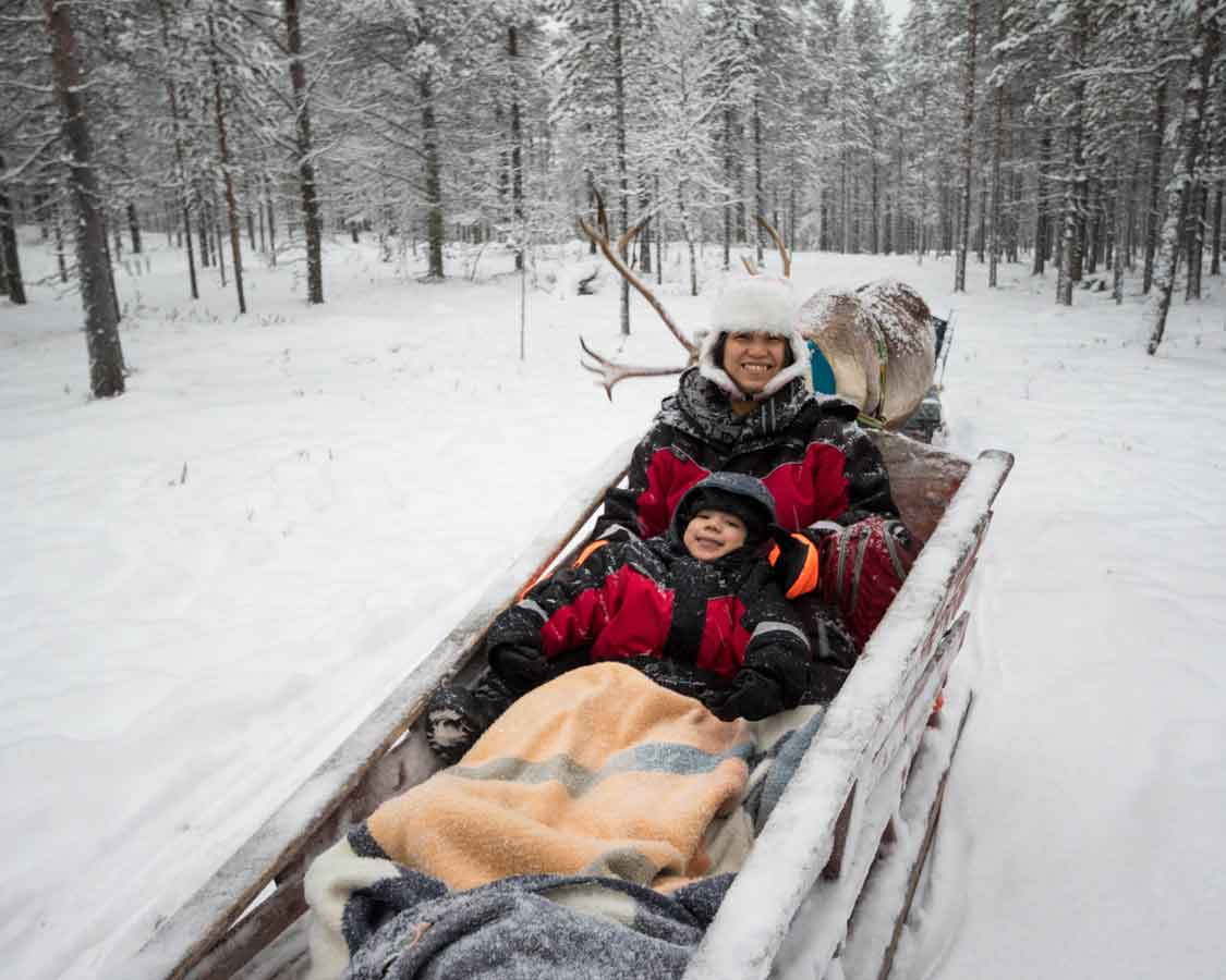 Lapland Finland Packing Guide