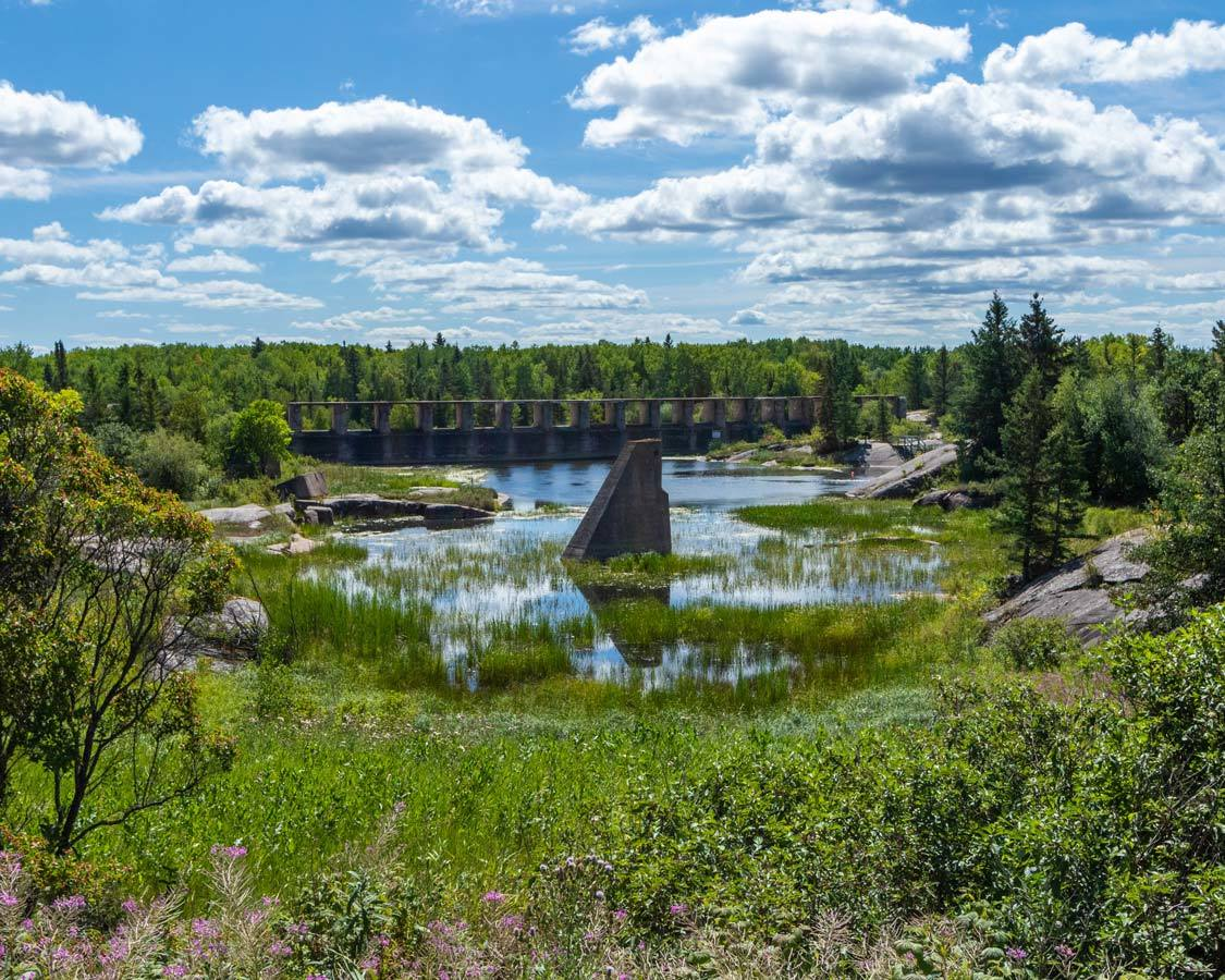 Things to do in Manitoba Pinawa Dam Provincial Park