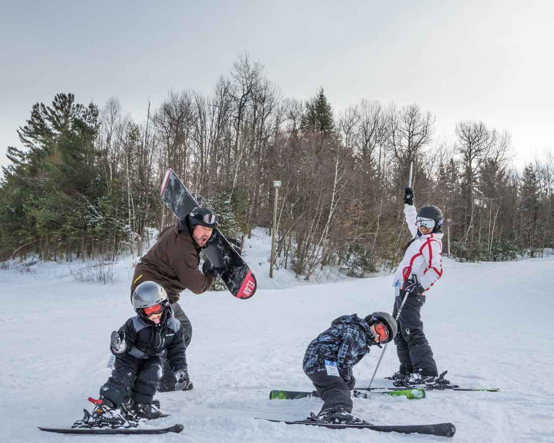 Wandering Wagars Skiing in the Adirondacks