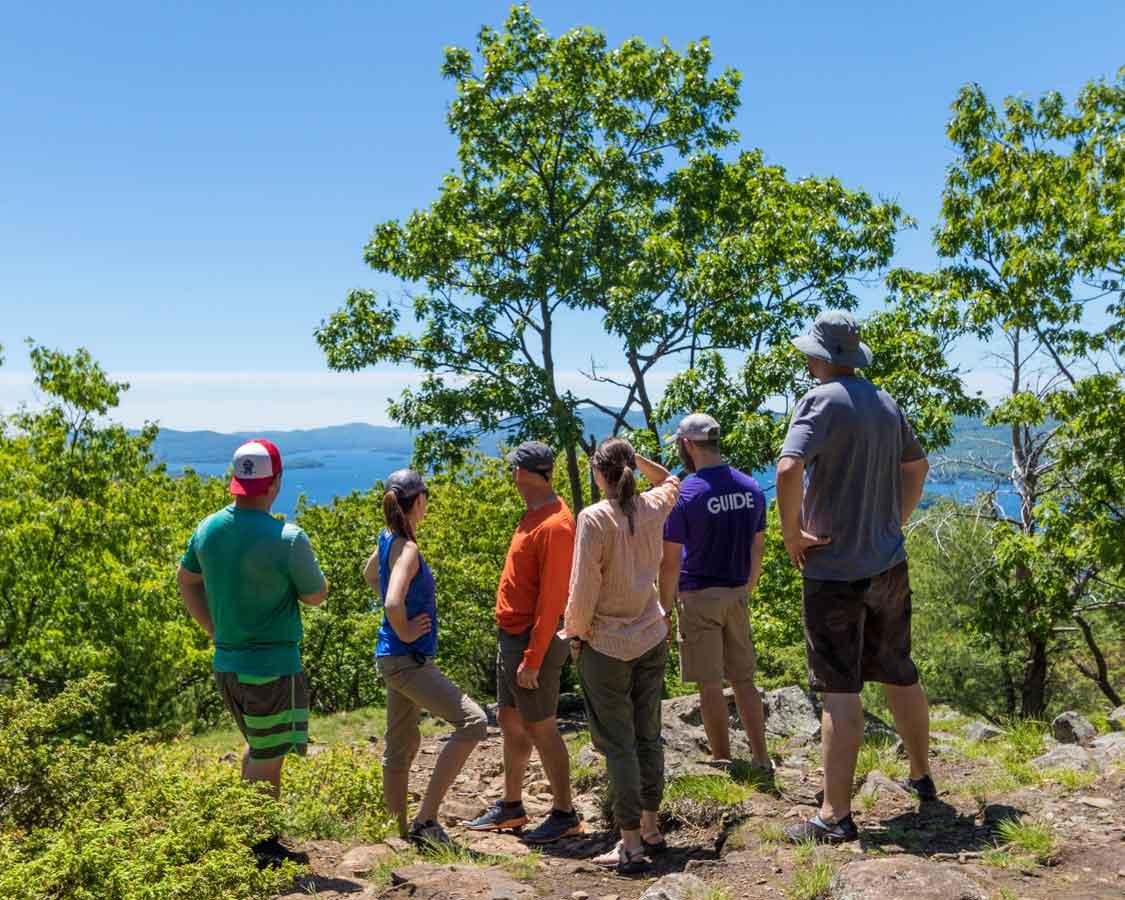 Wandering Wagars in Lake George New York