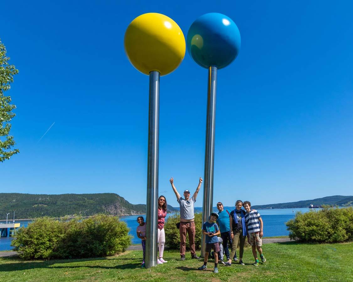 Wandering Wagars in Saguenay Lac Saint Jean Quebec