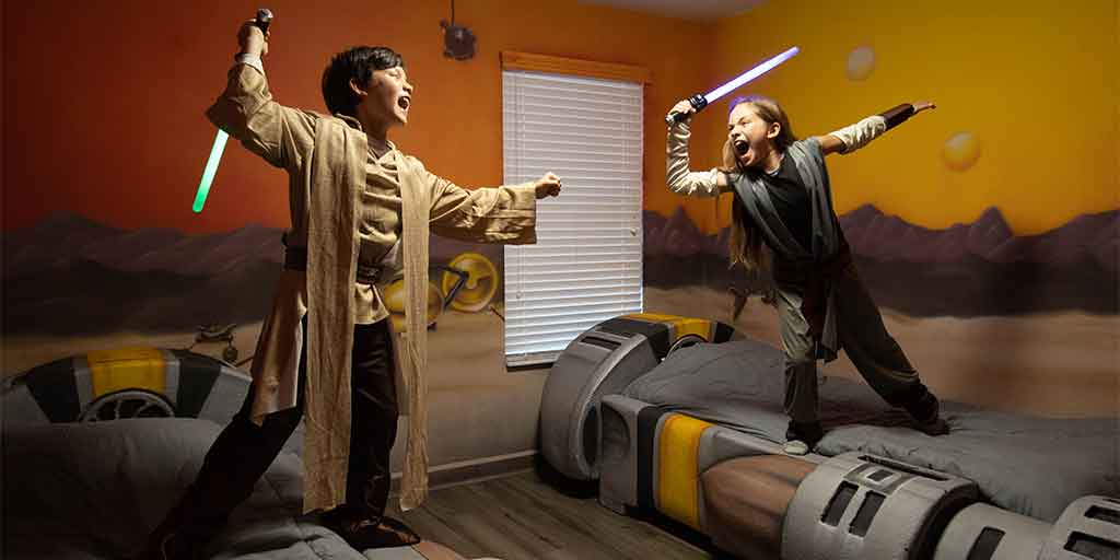 Florida Star Wars Airbnb