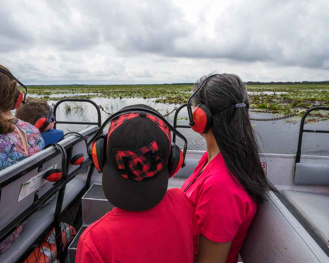 Kissimmee Airboat Tours