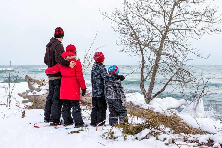 Things To Do At MacGregor Point In winter