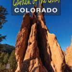 Hikes in Garden of the Gods Colorado