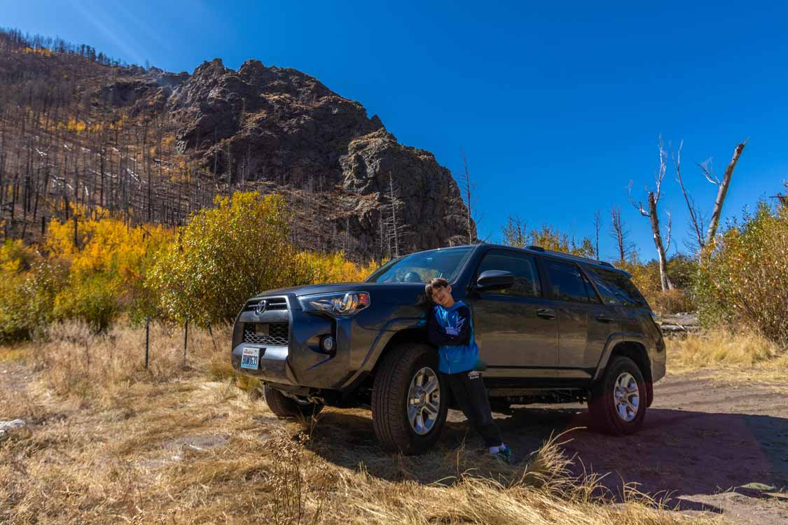 Offroading in Great Sand Dunes National Park