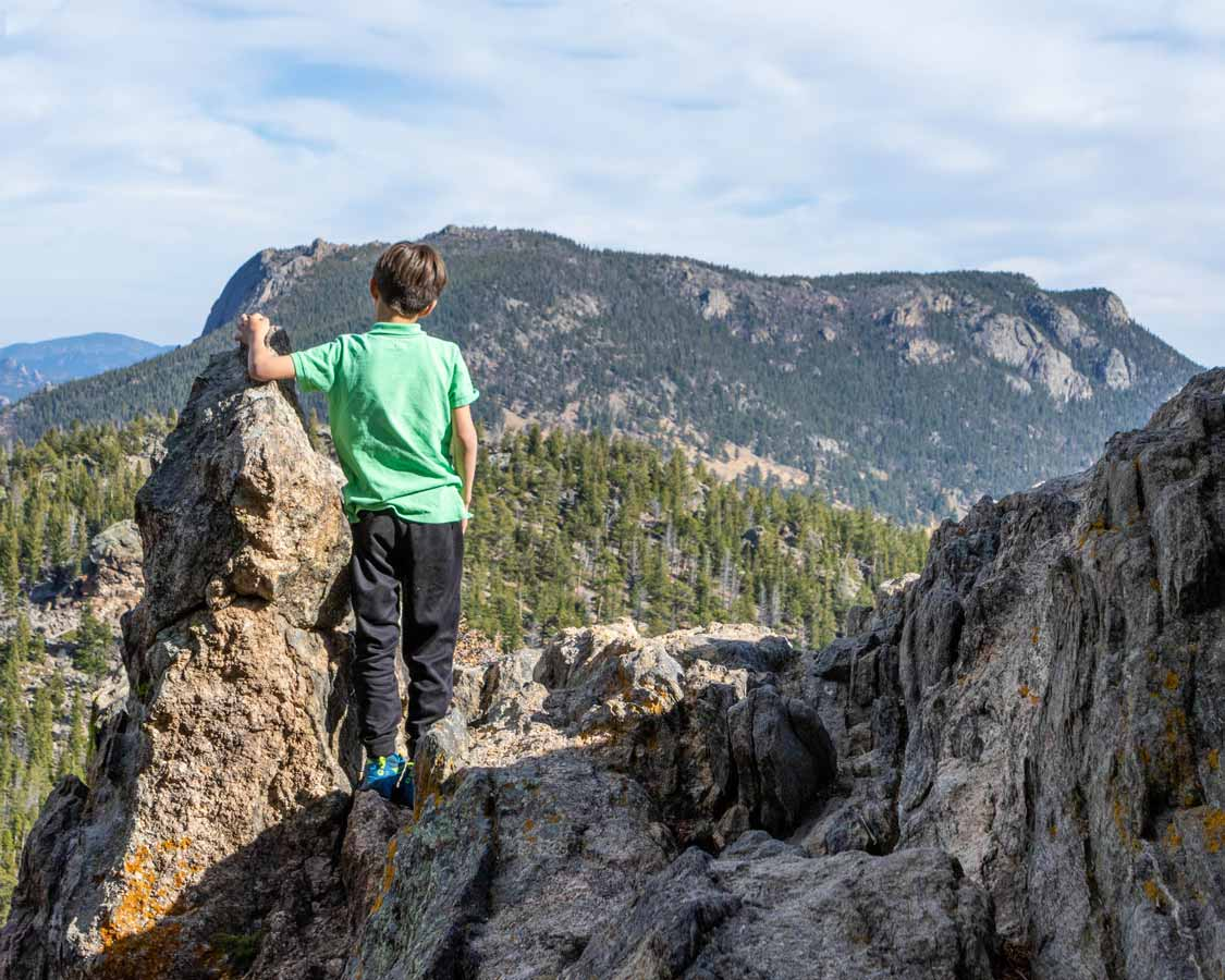 Rocky Mountain National Park With Kids