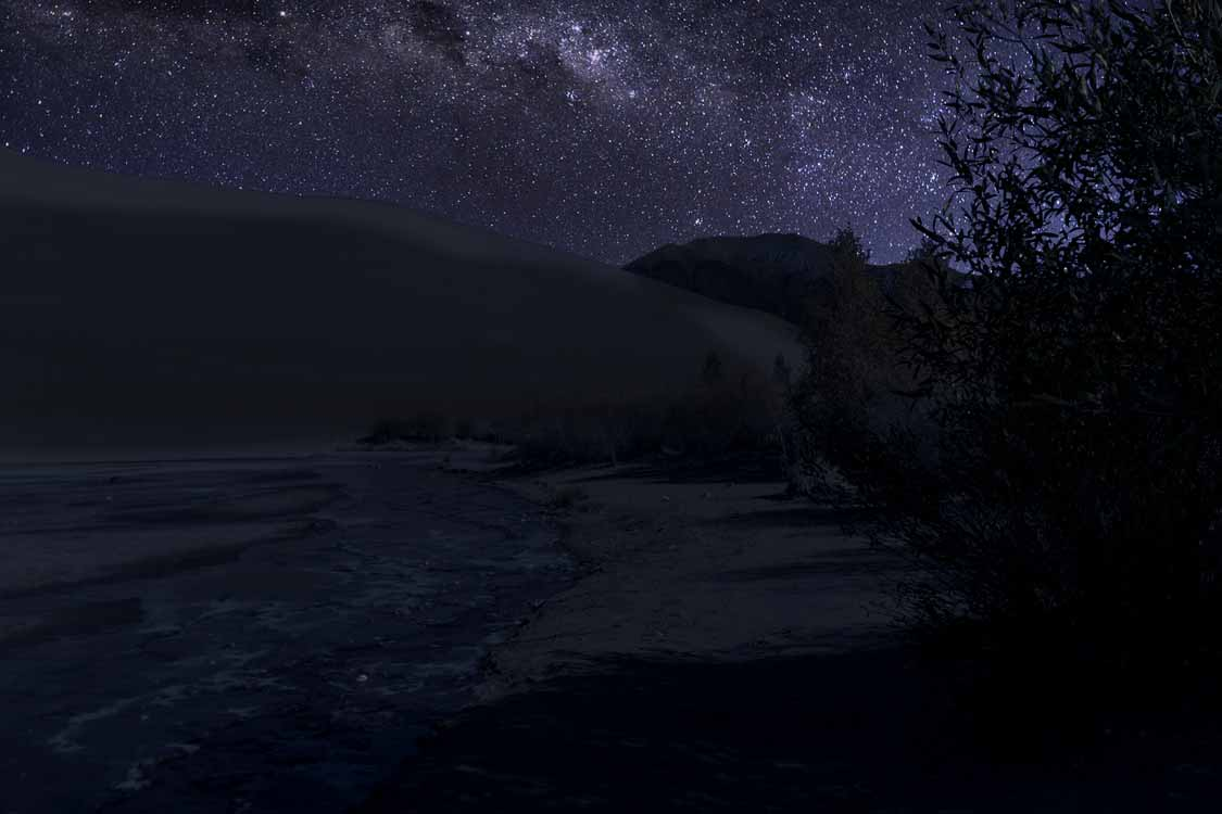 Stargazing at Great Sand Dunes National Park