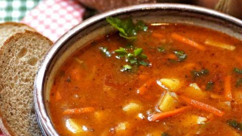 Icelandic Lamb Soup Recipe