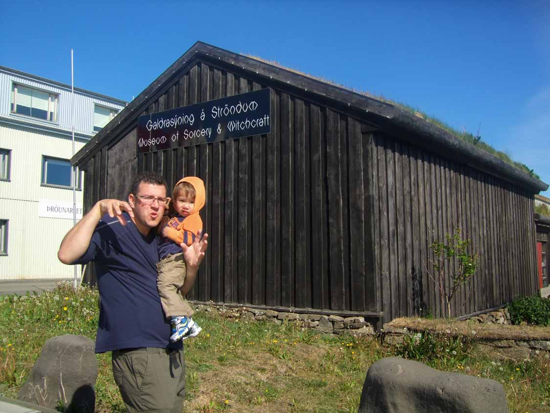 Places to visit Icelandic Musuem Of Witchcraft And Sorcery