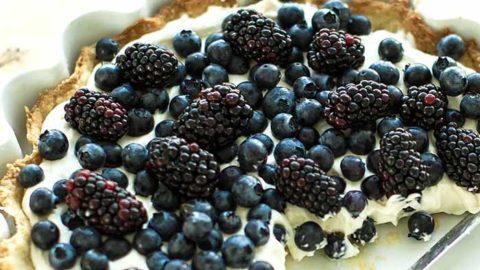 Icelandic Skyr Cake Recipe