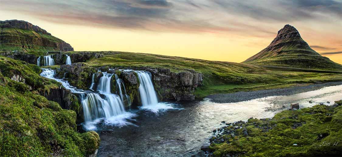 Kirkjufellsfoss One of the best waterfalls in Iceland