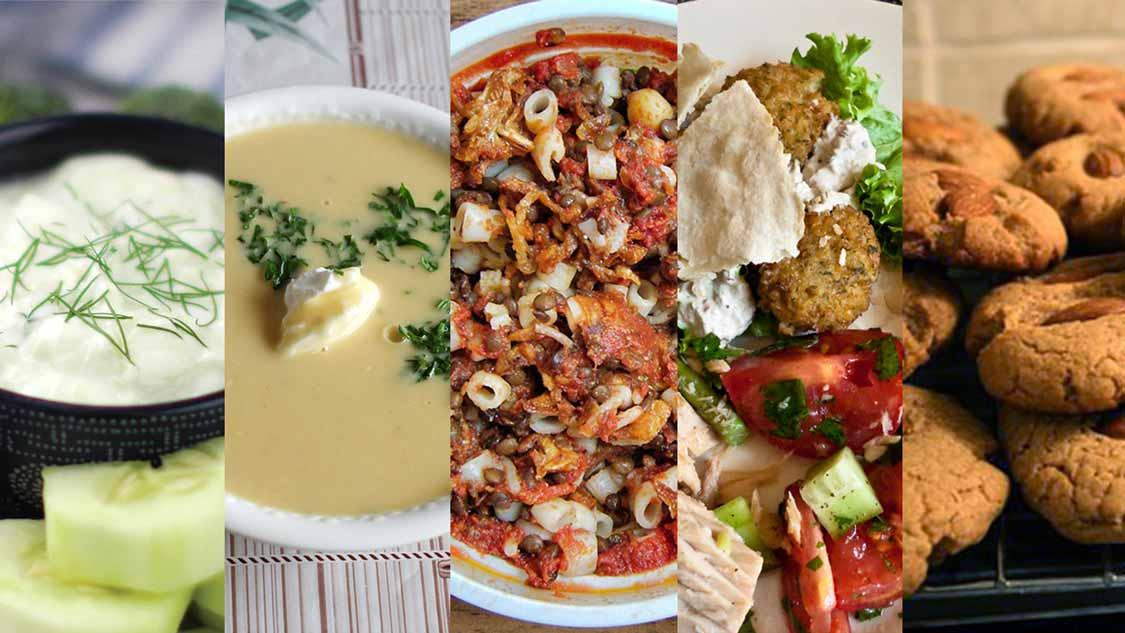 Easy Egyptian Recipes