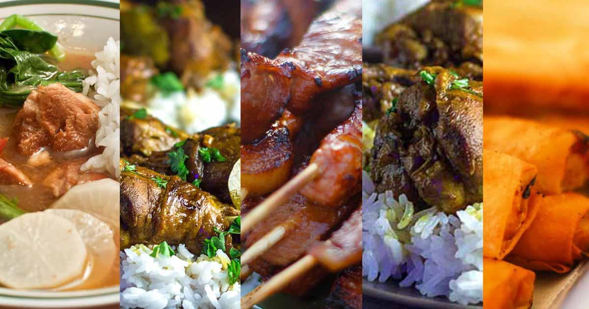 5 Easy Filipino Recipes You Can Make At Home Adventure Family Travel Wandering Wagars