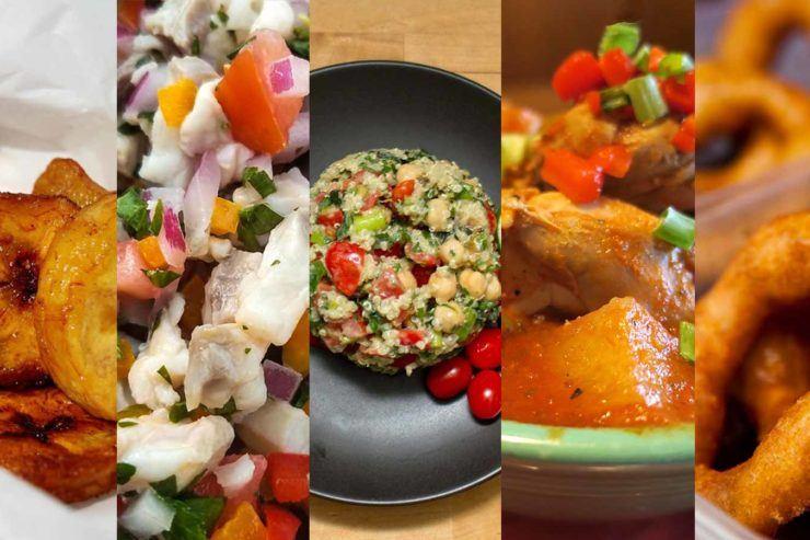 Simple Peruvian Recipes