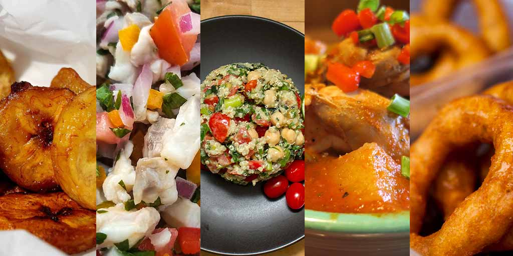 Easy Peruvian Recipes
