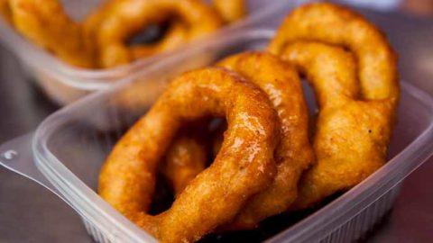 Easy Peruvian picarones donut recipe