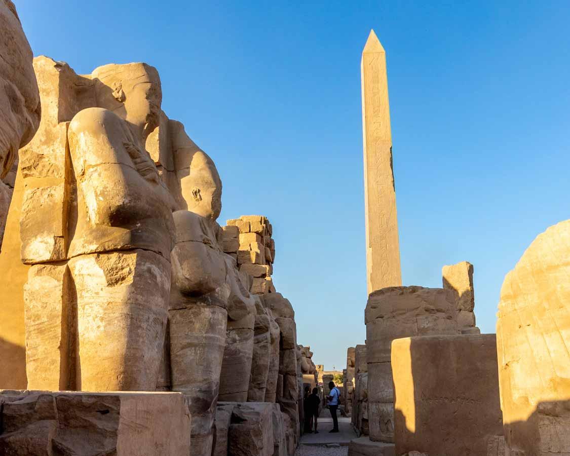Karnak Temple Luxor things to do