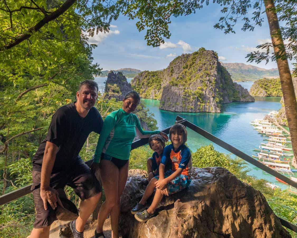 Wandering Wagars in Coron Philippines