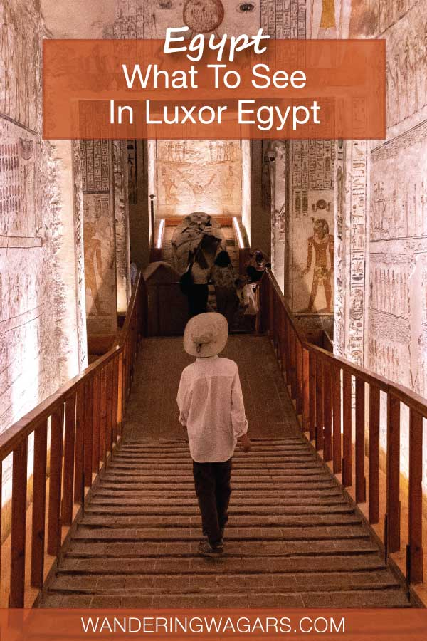 What To See In Luxor Egypt
