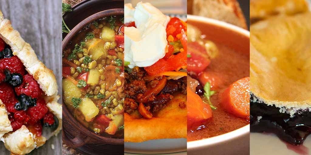 Easy and Delicious Indigenous Recipes