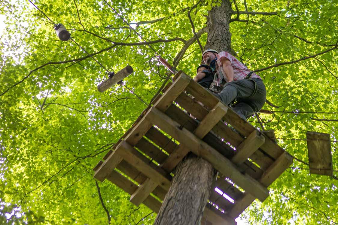 Stouffville Treetop Course
