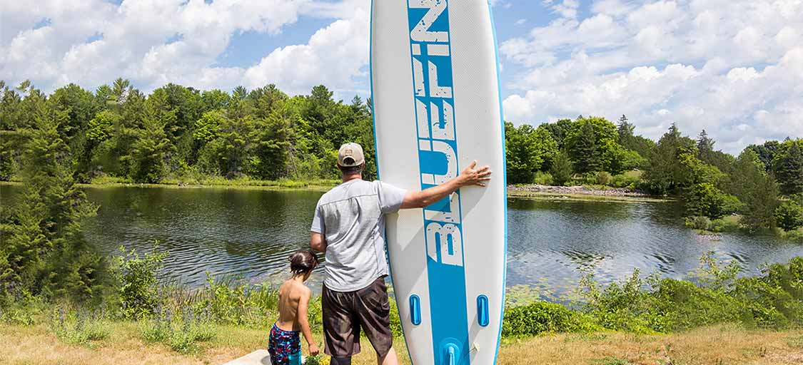 Bluefin SUP-Cruise review