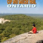 The complete guide to the Cup and Saucer hike on Manitoulin Island Ontario
