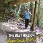 The Best Hike On Manitoulin Island Ontario