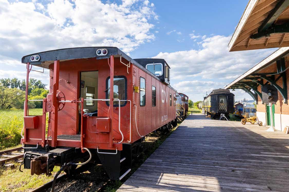 Eastern Ontario Railway Museum Smiths Falls