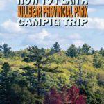 Killbear Provincial Park Camping