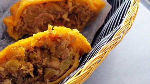 Argentinean chicken empanada recipe