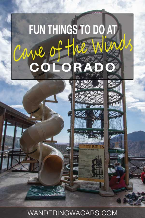 What To Do At Cave of the Winds Colorado