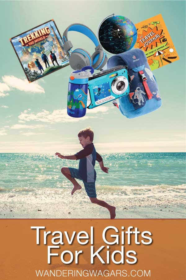 Travel Gift Ideas For Kids
