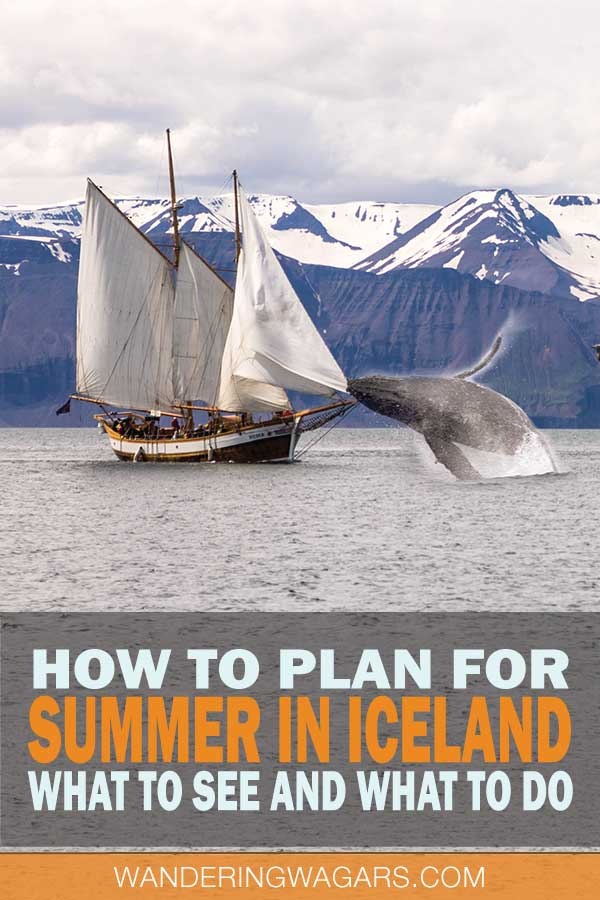 How to plan for summer in Iceland