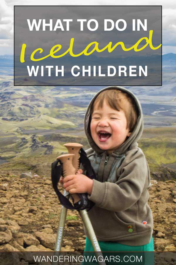 What to do in Iceland with children